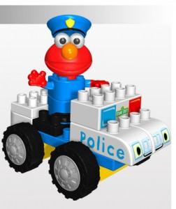 Kid Tested: K'nex Sesame Street Neighborhood Collectio
