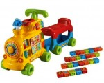 Kid Tested: Vtech Sit-to-Stand Alphabet Train
