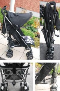 Product Review: Britax Blink Lightweight Stroller