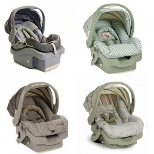 Dorel Juvenile Group to Recall 450,000 Infant Car Seat/Carriers Due To Fall Hazard