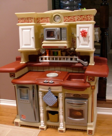kid tested step2 party time kitchen - Step2 Kitchen