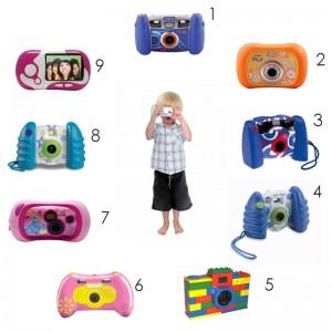 Kid Friendly Digital Cameras: We Compare 9