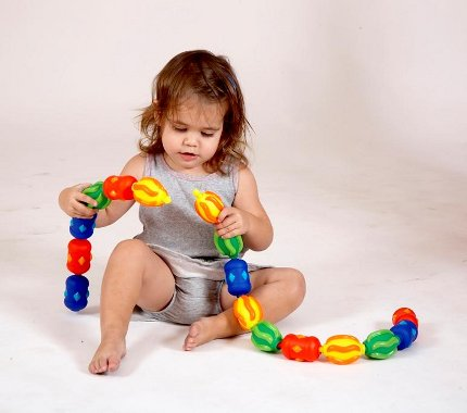 RECALL: Edushape Snap Beads Due To Choking Hazard