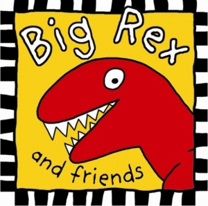"RECALL: Children's ""Big Rex and Friends"" Cloth Books Due to Risk of Lead Exposure"