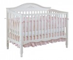 3 -1 Convertible Crib - White Model # DAKM5132