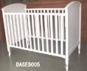 Cottage Hill Single Crib - White Model # DASE5005