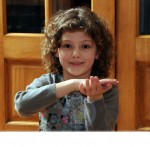 Sign Language Helps Girl Communicate With Deaf Parents