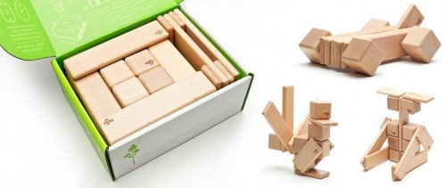 Unleash Your Creativity With Tegu Wooden Blocks