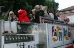 Max Bratman Celebrates His Birthday on A Firetruck!