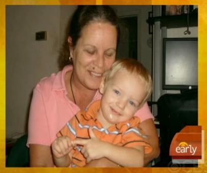 Jaden Bolli and His Grandmother