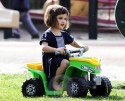 Amanda Peet and Daughter Frances Enjoy a Park Playdate