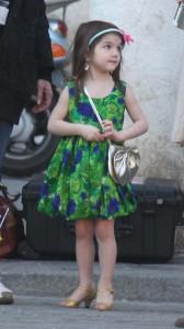 Little Girls Face Health Risks From Wearing Heels