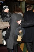 The Jolie-Pitts Enjoy Broadway!