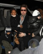 The Jolie-Pitts Enjoy Broadway!