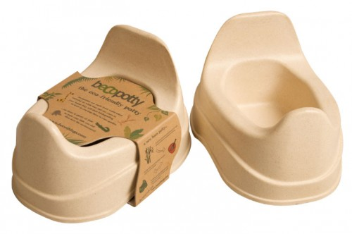 Eco Fabulous: The Biodegradeable Becopotty!