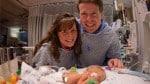 Jim and Michelle Duggar Show Off Baby Josie!