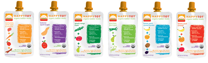 FDA Issues Consumer Alert on HAPPYTOT Stage 4 and Some HAPPYBABY Stage 1 & Stage 2 Baby Foods
