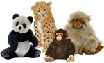 Hansa's Realistic Plush Animals Teach Kids About Preserving Wildlife