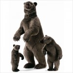 Hansa's Realistic Plush Animals Teach Kids About Preserving Wildlife