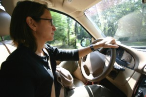 Study: Sleep Deprived New Moms are Distracted Drivers