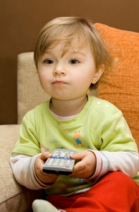 Expert: Kids Under 2 Who Watch TV Could End Up Developmentally Delayed