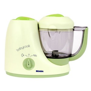 Beaba Babycook and Feeding Collection make Infant Mealtime a Breeze