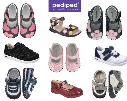 Pediped Offering 40% Discount On Select Shoes In Support Of Make A Wish