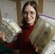 Canadian Mom Selling Breastmilk Online
