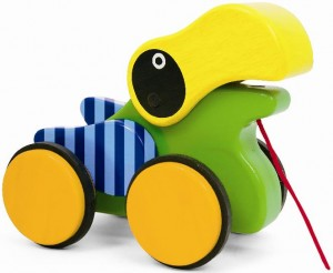 RECALL: Pull Toys by Manhattan Group Due to Choking and Aspiration Hazards