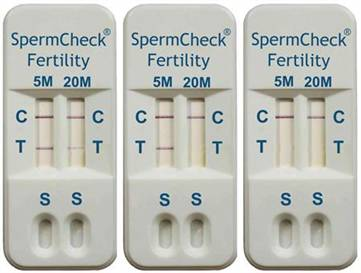 Think, that Sperm count when to check opinion