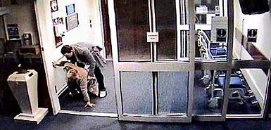 Baby Girl Enters World In The Hospital Doorway