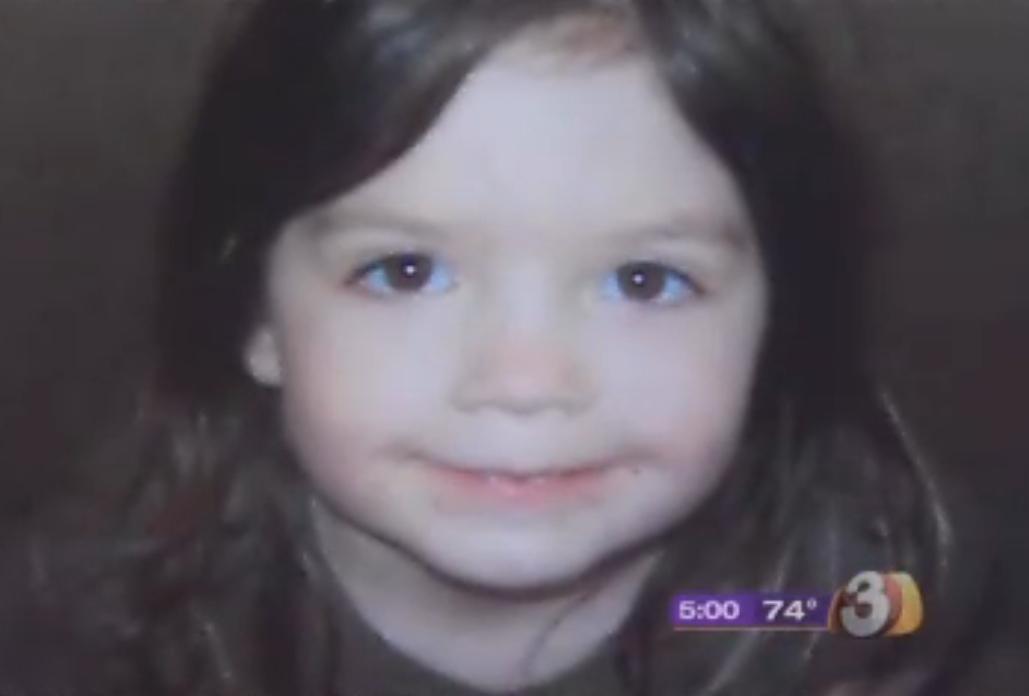 of an arizona toddler