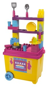 Build n Play Kitchenette