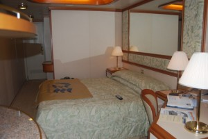 Mini-Suite Cabin D710