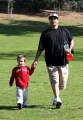 Kevin Federline and His Kids Enjoy A Park Playdate