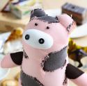 Sok-O 100% Handmade Puppets Bring Socks to Life
