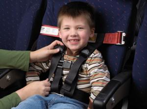 CARES Child Aviation Restraint System