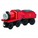 Thomas Wooden Railway Early Engineers James Engine