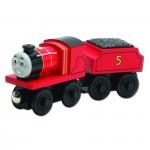 Thomas Wooden Railway Early Engineers James Engine