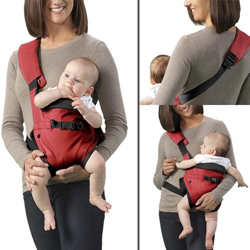 Aprica side carrier