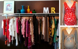 Madison Rose Outfits Pregnant Mamas in Designer Maternity Wear for Less!