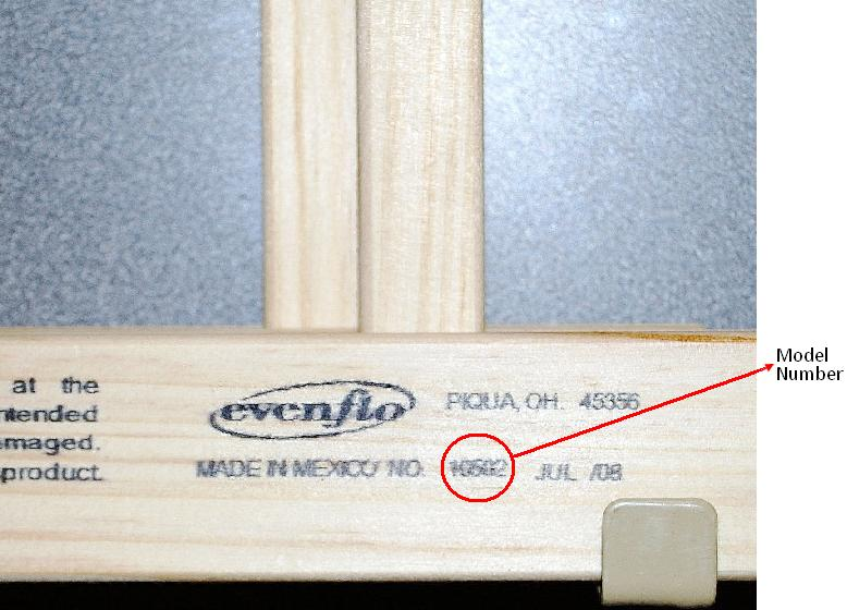 RECALL: Evenflo Top-of-Stair Plus Wood Gates Due to Fall Hazard