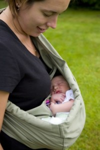 CPSC To Warn About Baby Slings After Suffocation Deaths