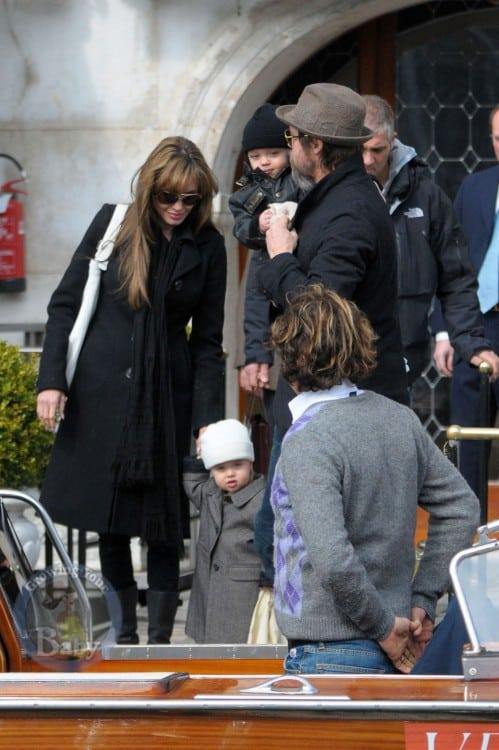 Knox and Vivienne Tour Venice