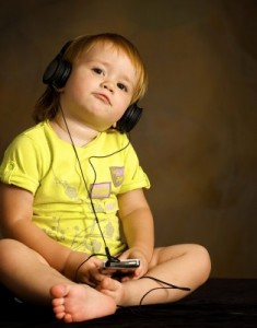 Babies Are Born Music Lovers