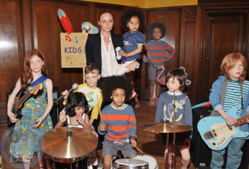 Stella McCartney Introduces GAP Kids for Spring Collection