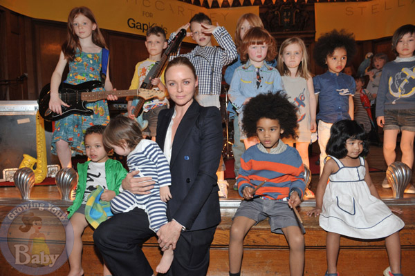 Stella McCartney Introduces GAP Kids for Spring Collection ...