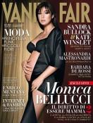 Monica Belucci Covers Vanity Fair April 2010