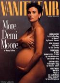 Demi Moore Covers Vanity Fair August 1991