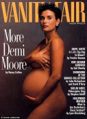 Demi Moore Covers Vanity Fair August 1991